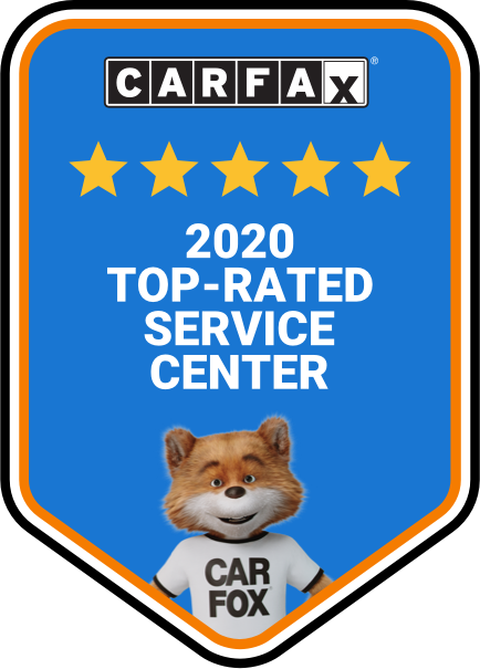 carfax top-rated service center